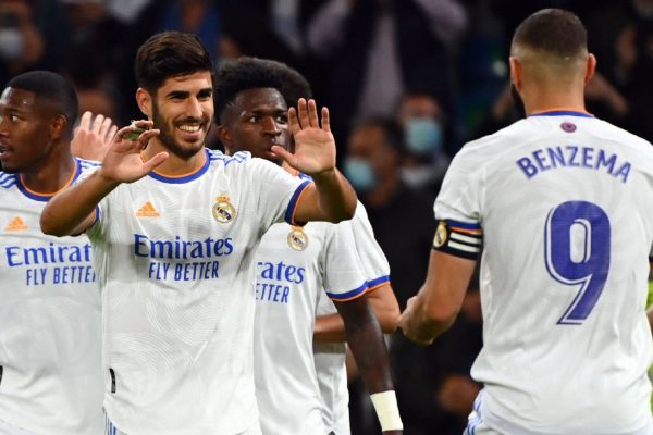 Marco Asensio released a hat-trick as Real Madrid thrashed Mallorca 6-1